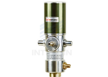 "Non-corrosive Air Operated Grease Pump 20-30kgs 1/4""M Air Driven Grease Pump"